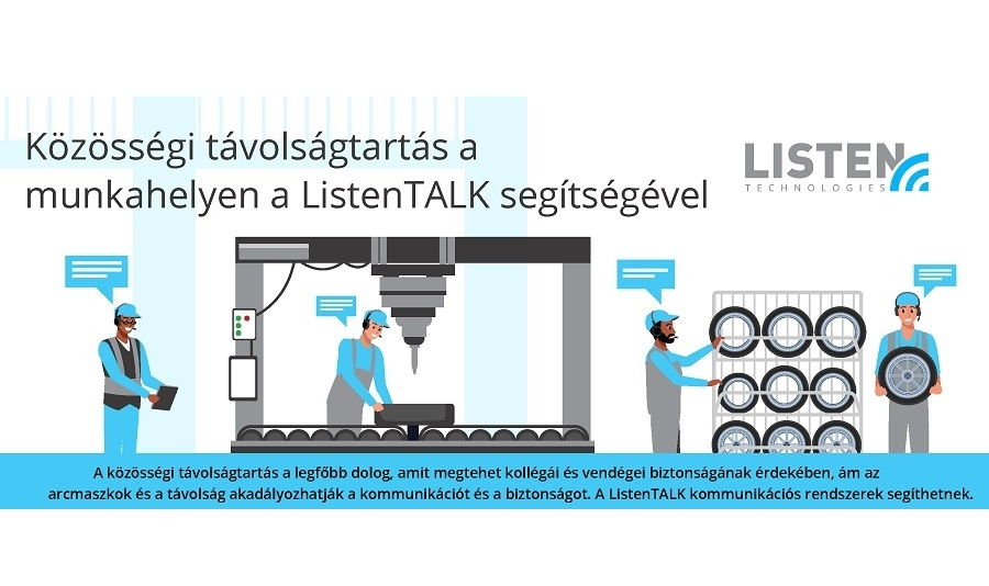 ListenTALK rendszerek