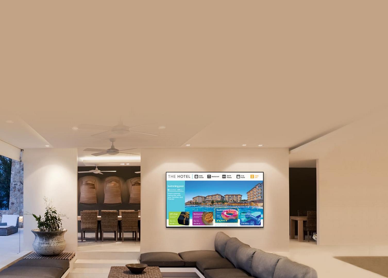Hotel TV szolgáltatás