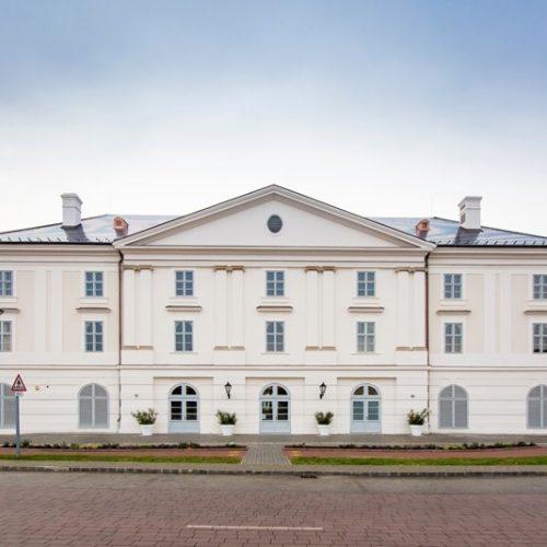 A körmendi Batthyányi-Strattmann Kastély épülete