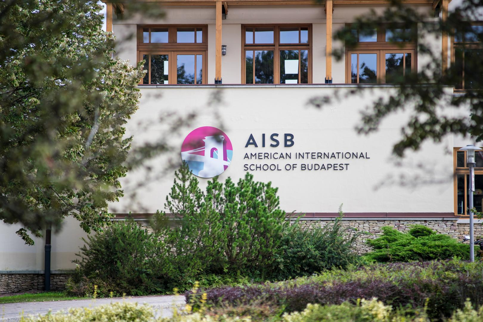 Az AISB épülete
