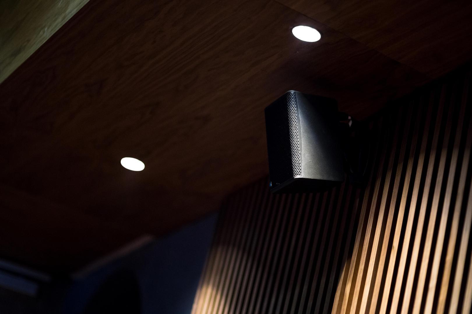 A Batthyány-Strattmann Kastély hangsugárzója