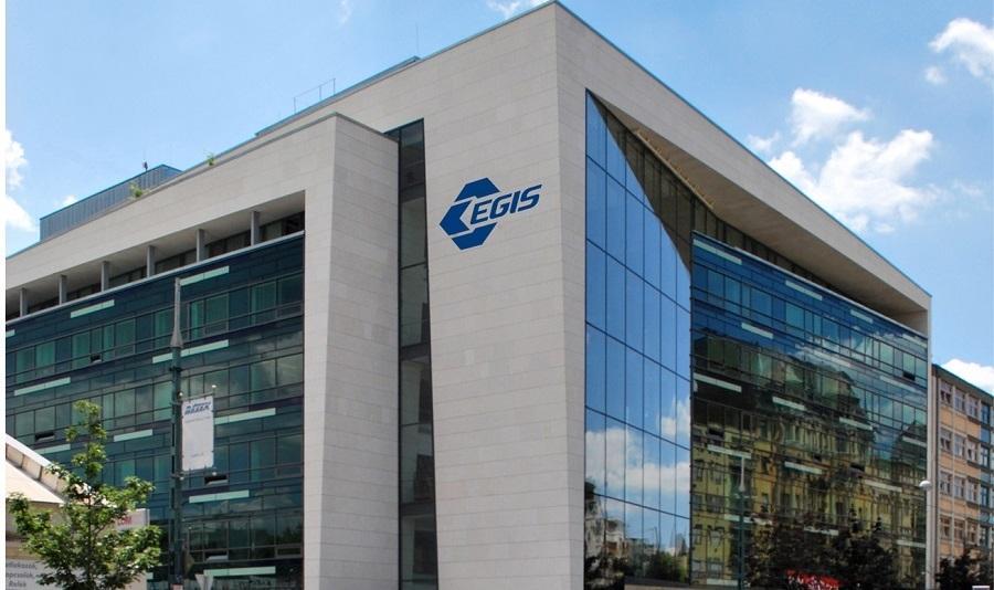 Az EGIS épülete