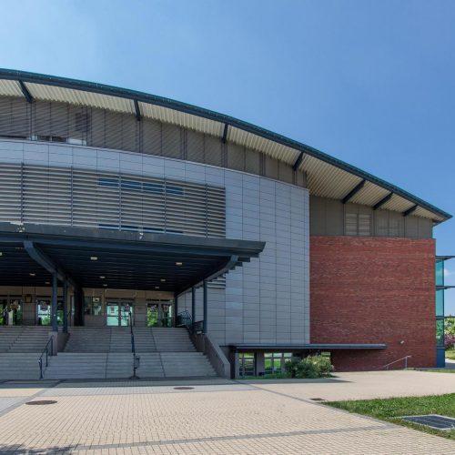 A Főnix Rendezvénycsarnok épülete