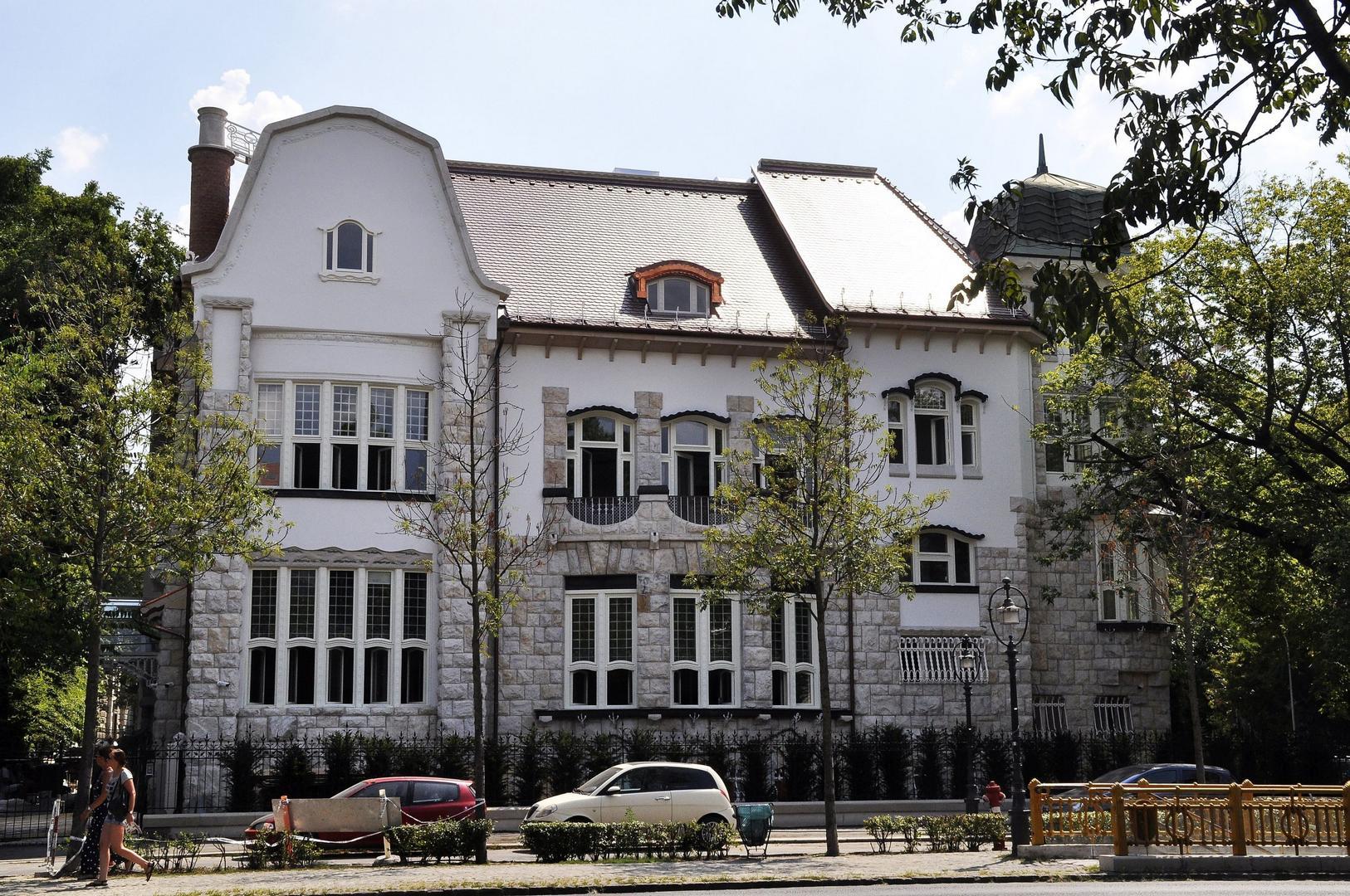 A Magyar Művészeti Akadémia épülete