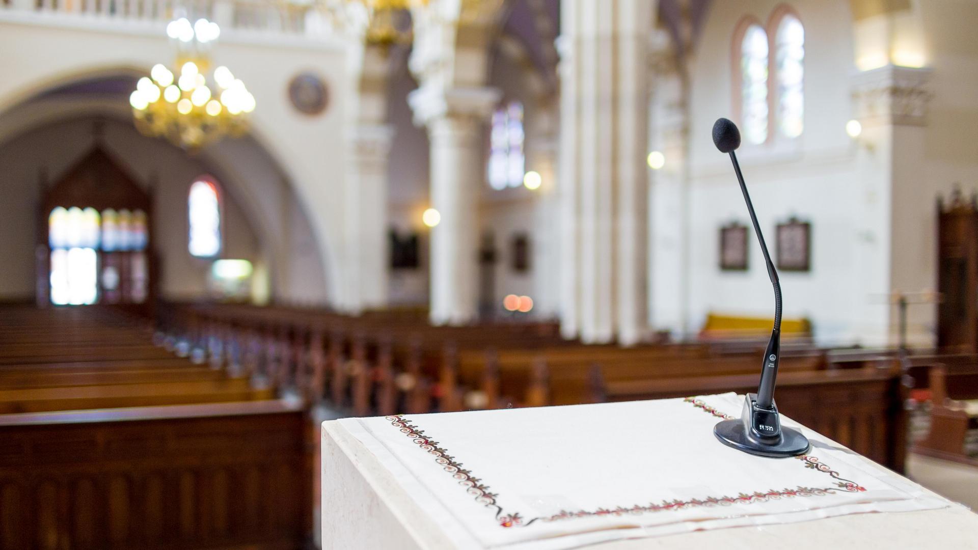 A Páduai Szent Antal templom hangosítási rendszere