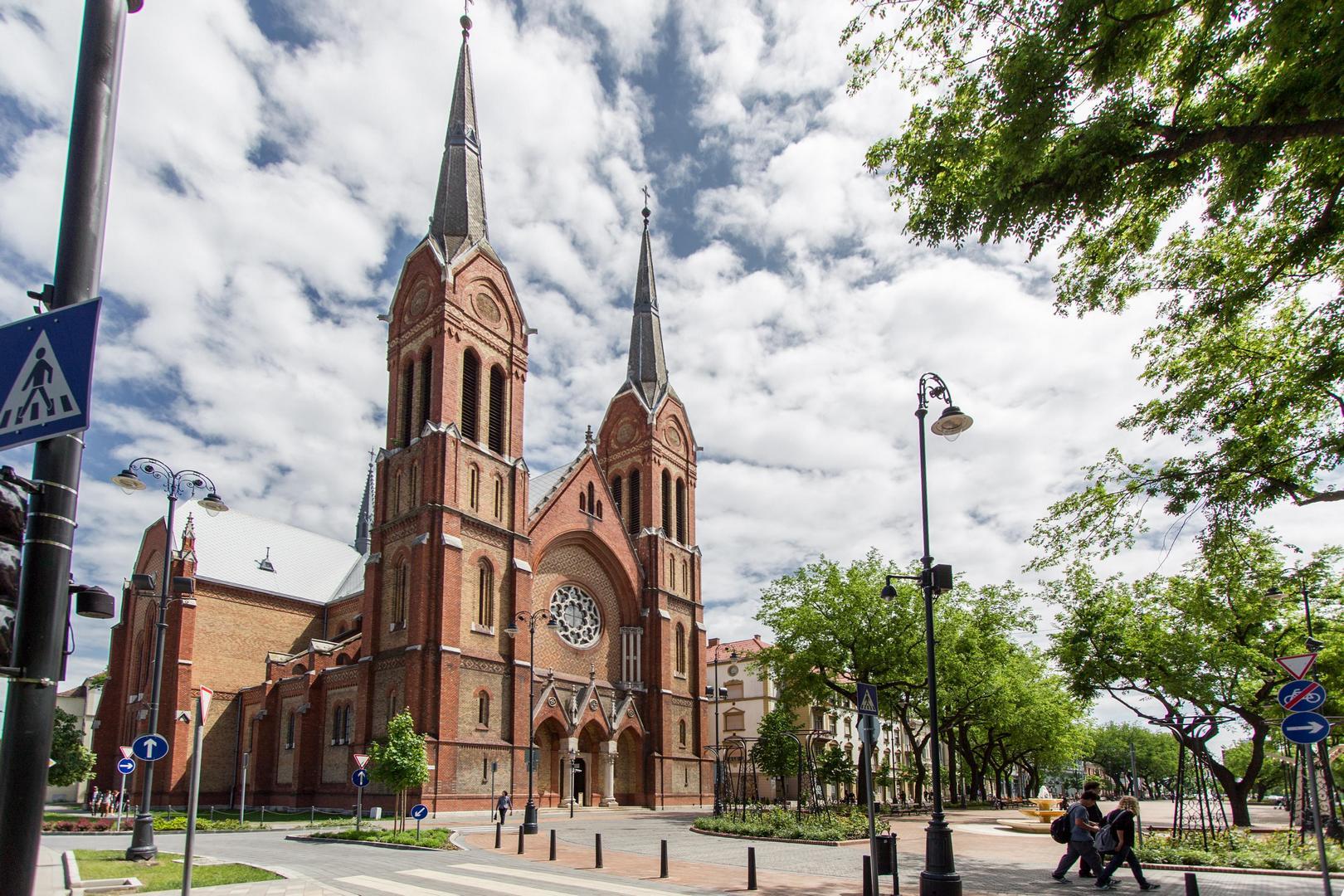 A Páduai Szent Antal templom épülete