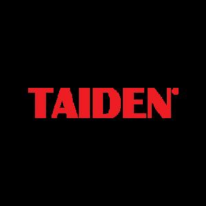 Taiden logo colored
