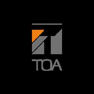 TOA logo colored