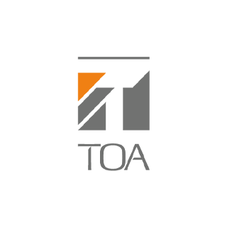 TOA logo colored