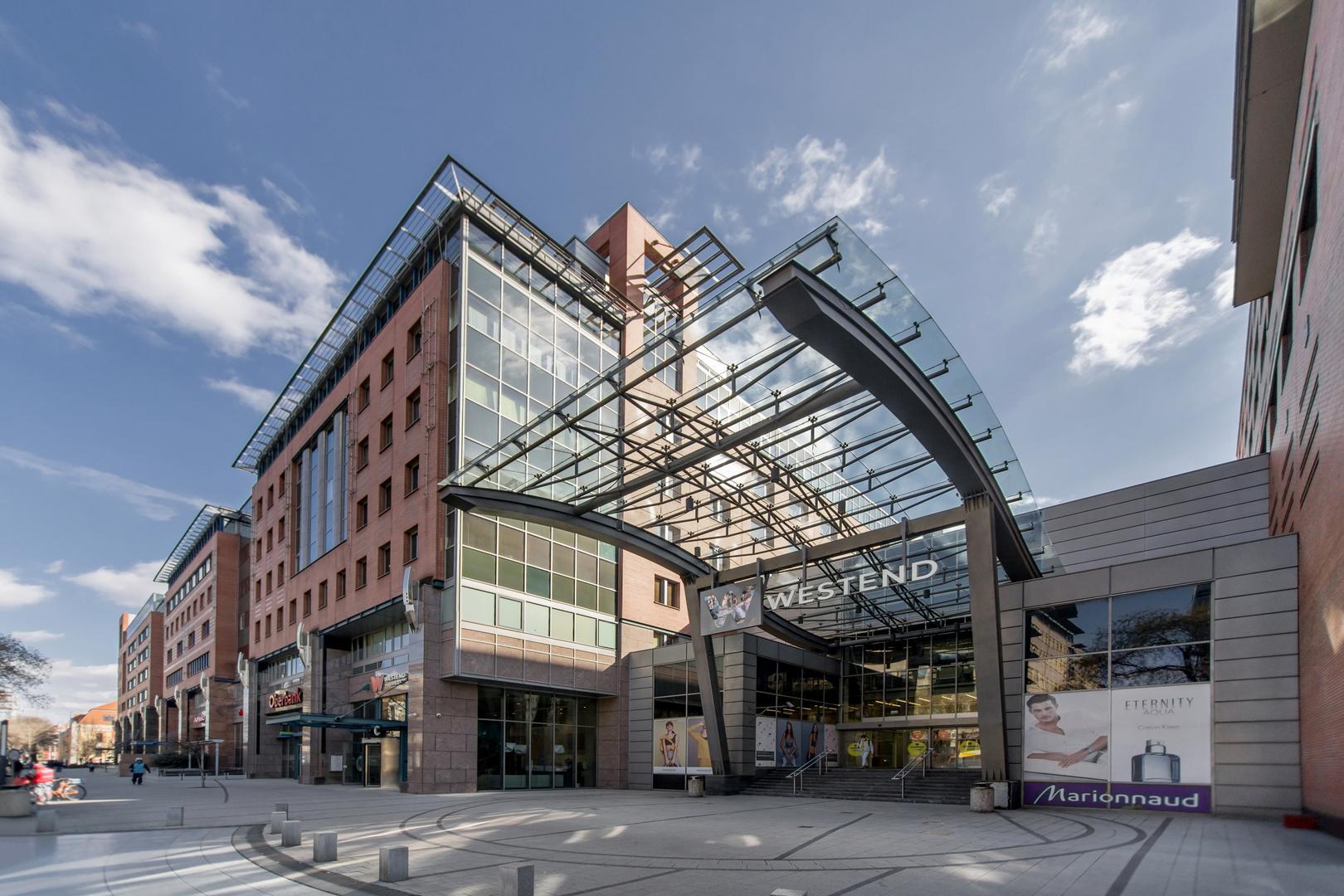A Westend City Center épülete
