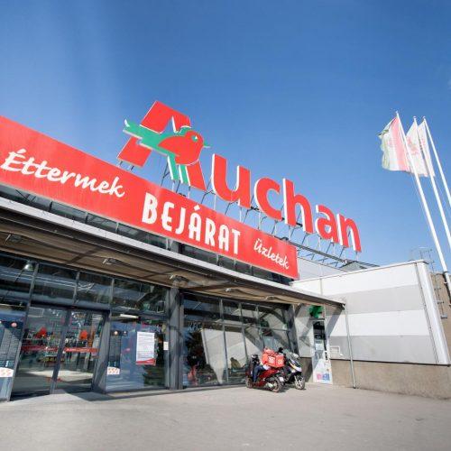 Auchan Bevásárlóközpont