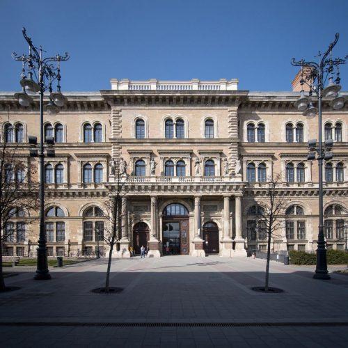 A Corvinus Egyetem épülete