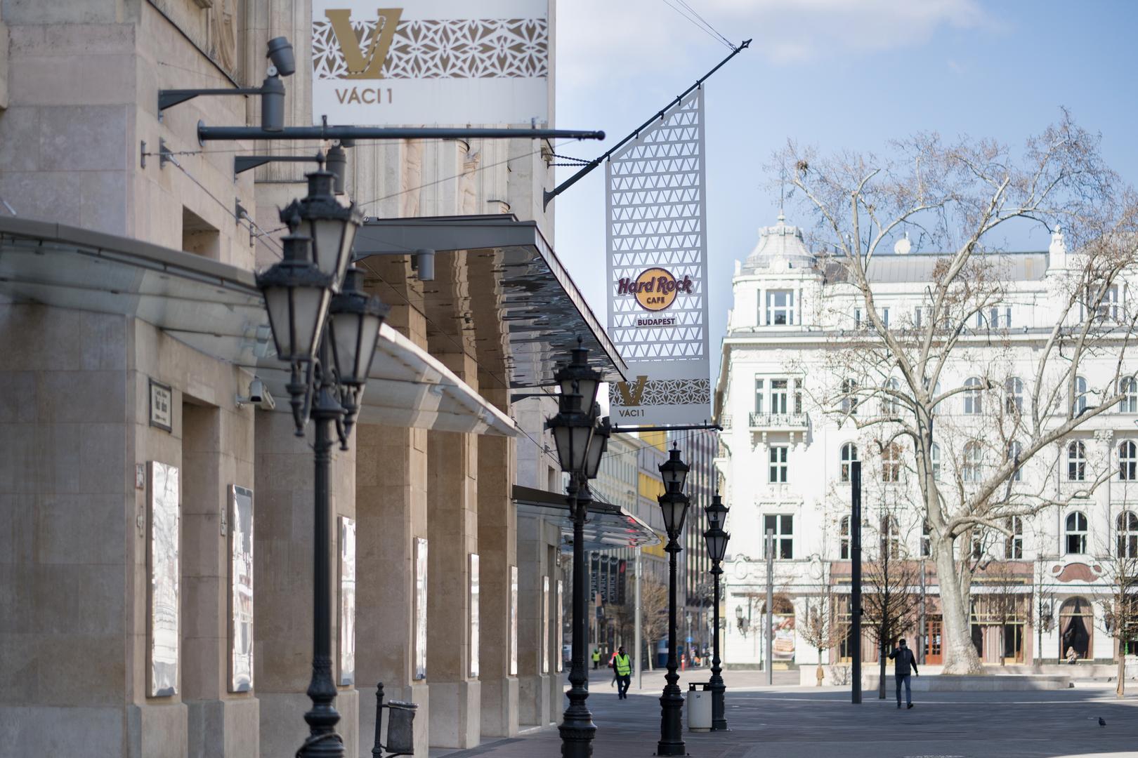 A Hard Rock Café Budapesten