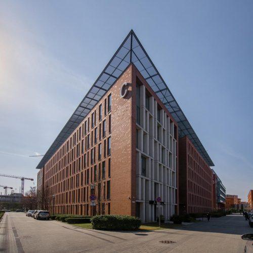 Infopark C épülete