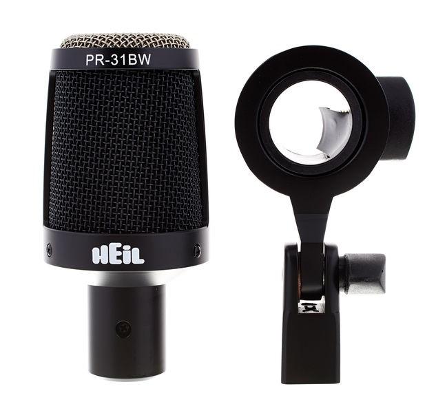 PR 31 BW hangszermikrofon