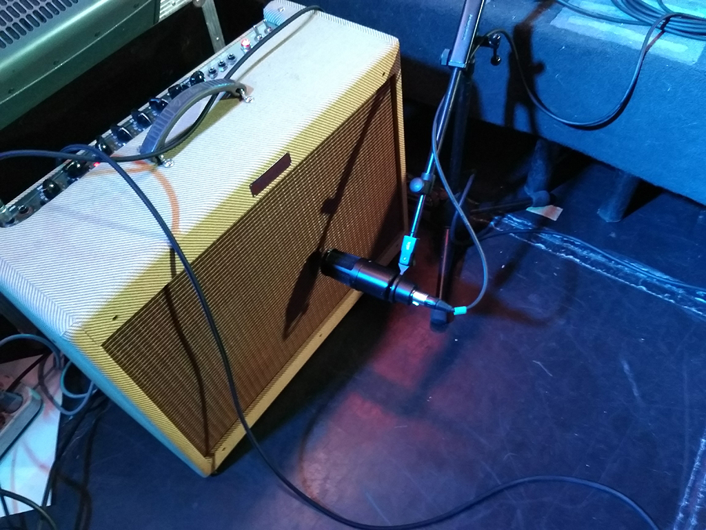 PR 30B hangszermikrofon